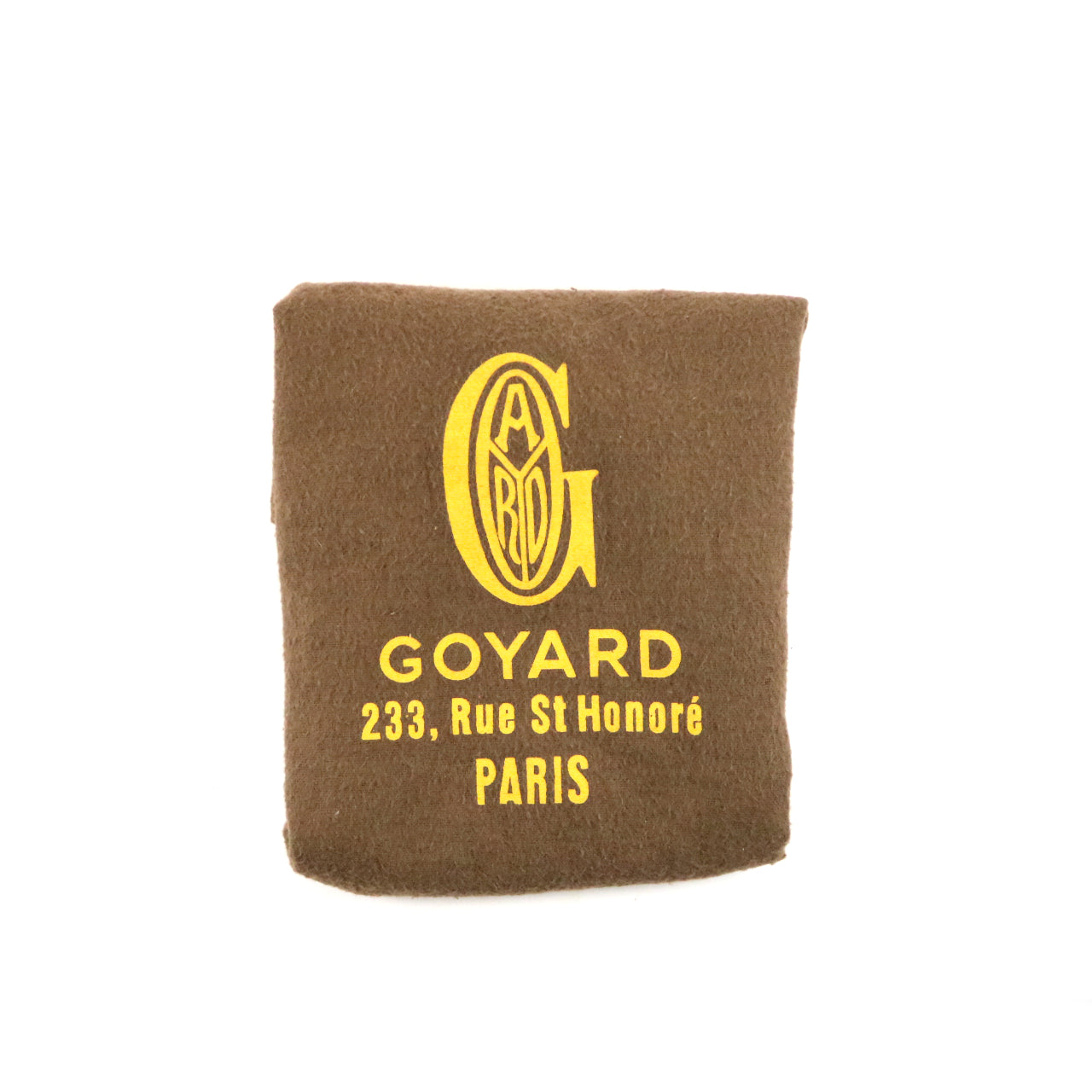 Goyardine Saint Louis GM Black Gold