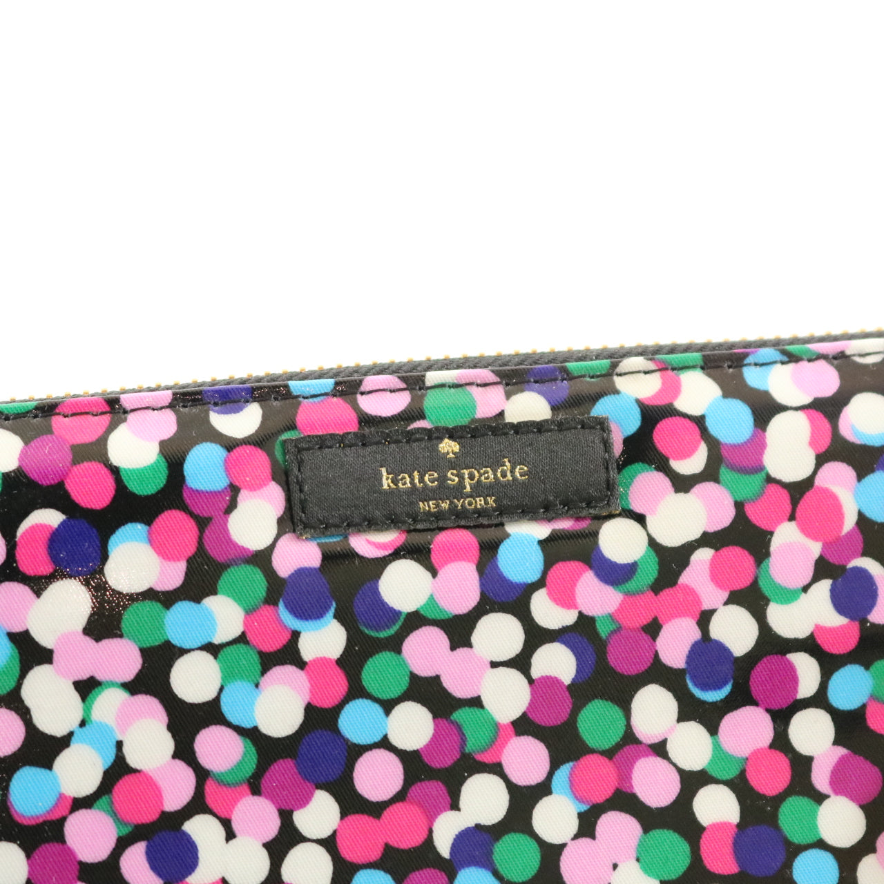 Colourful Dot Wallet