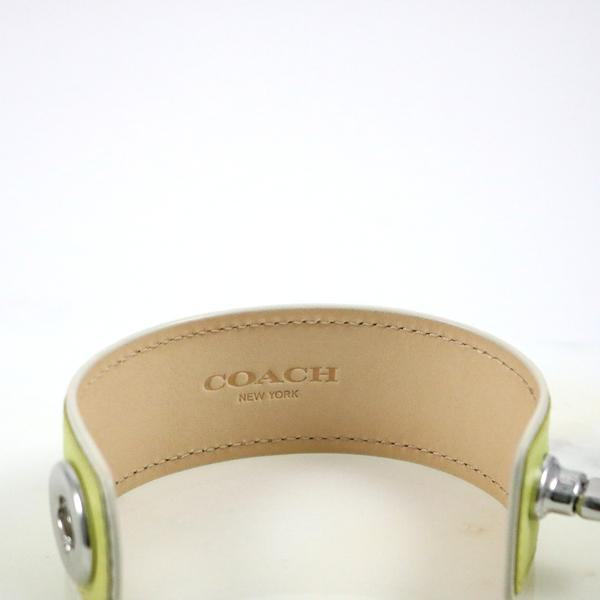 Leather Strap Bangle