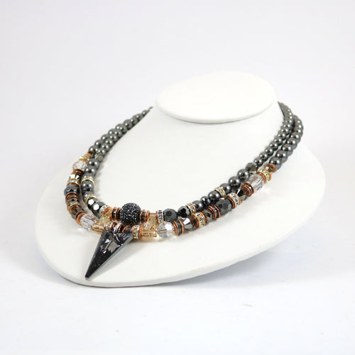 """Erika Style"" Short Necklace"