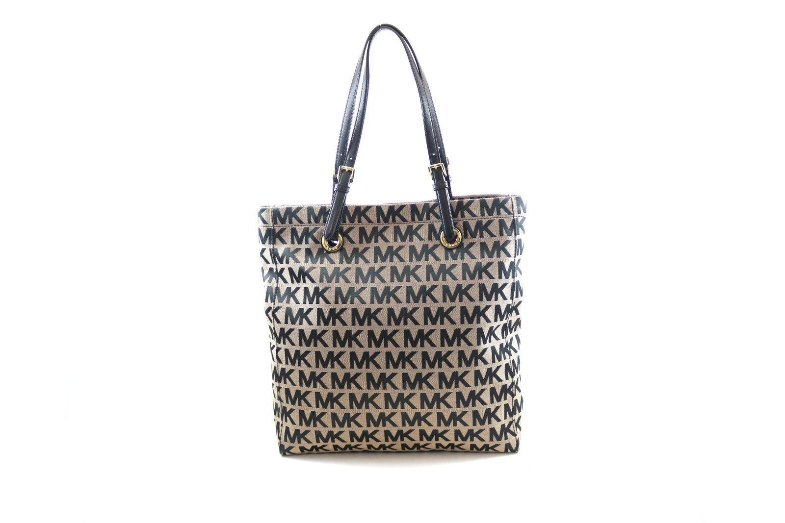Signature Canvas Tote Bag