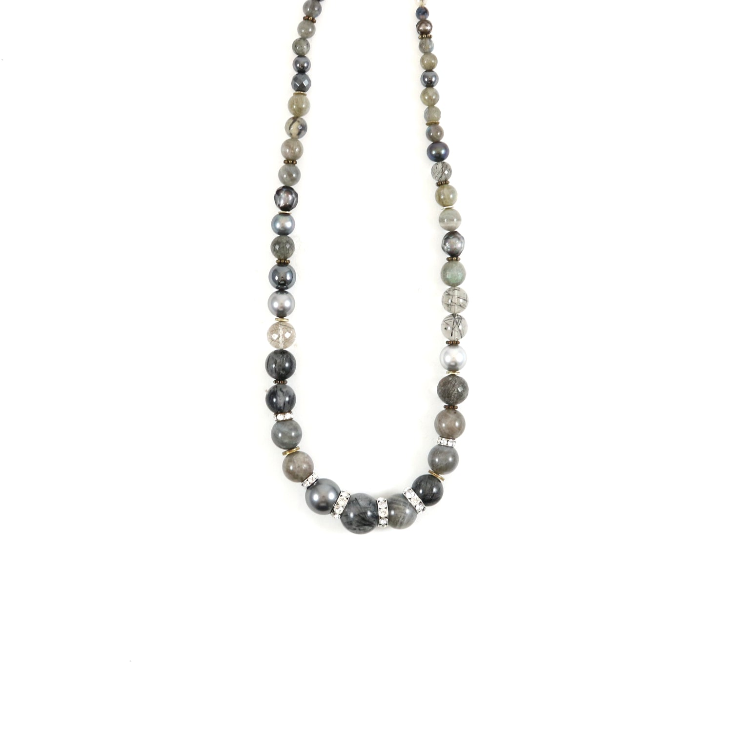 Statement Beads Necklace
