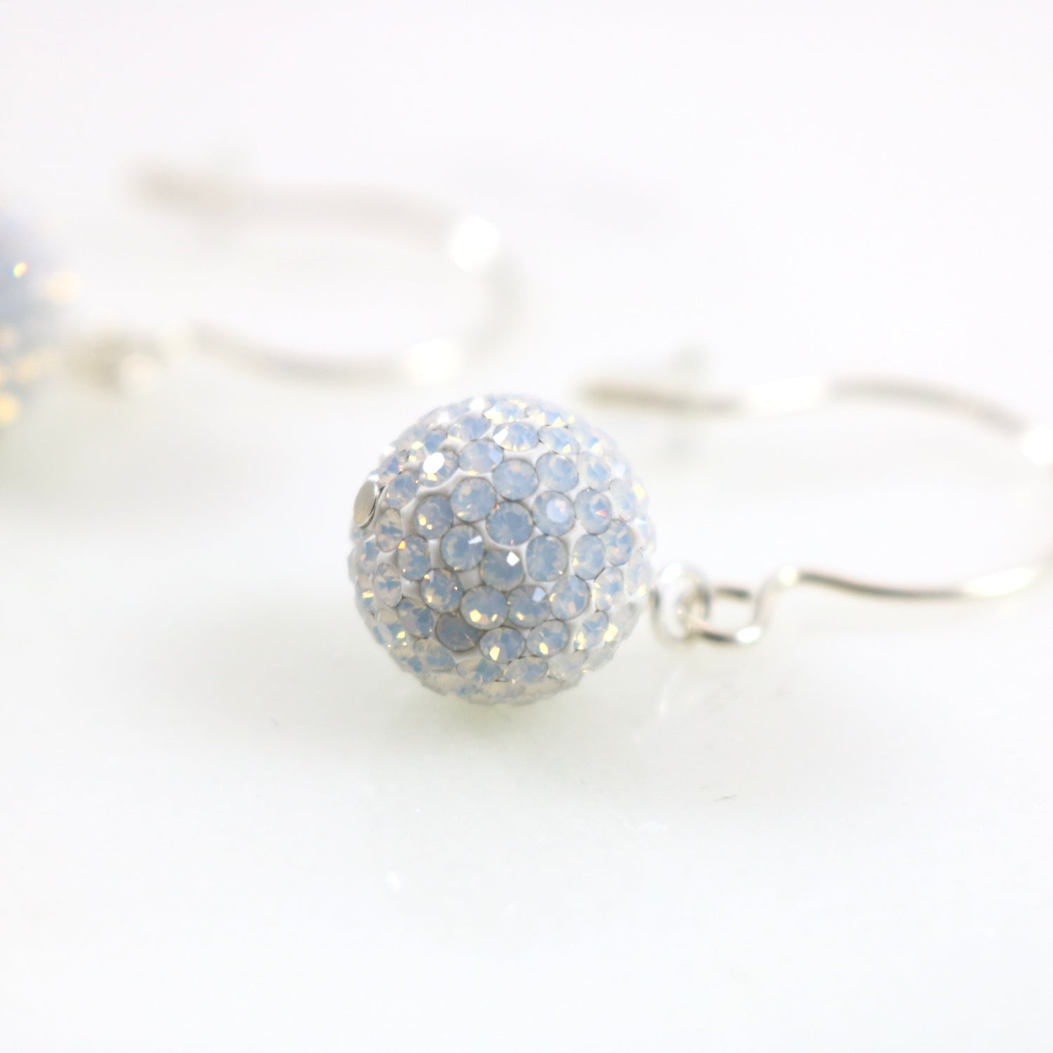 12mm Drop Earrings