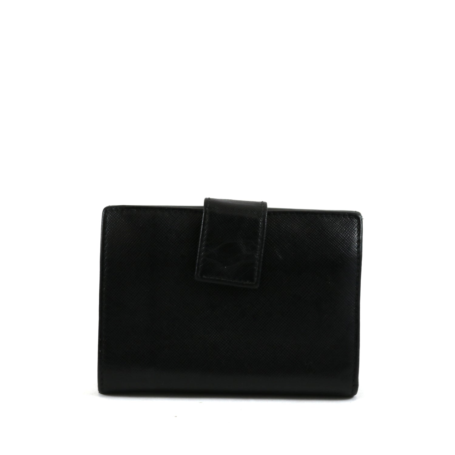 Saffiano Mini Wallet