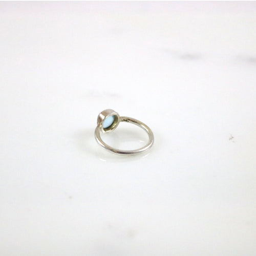 Blue Stone Ring