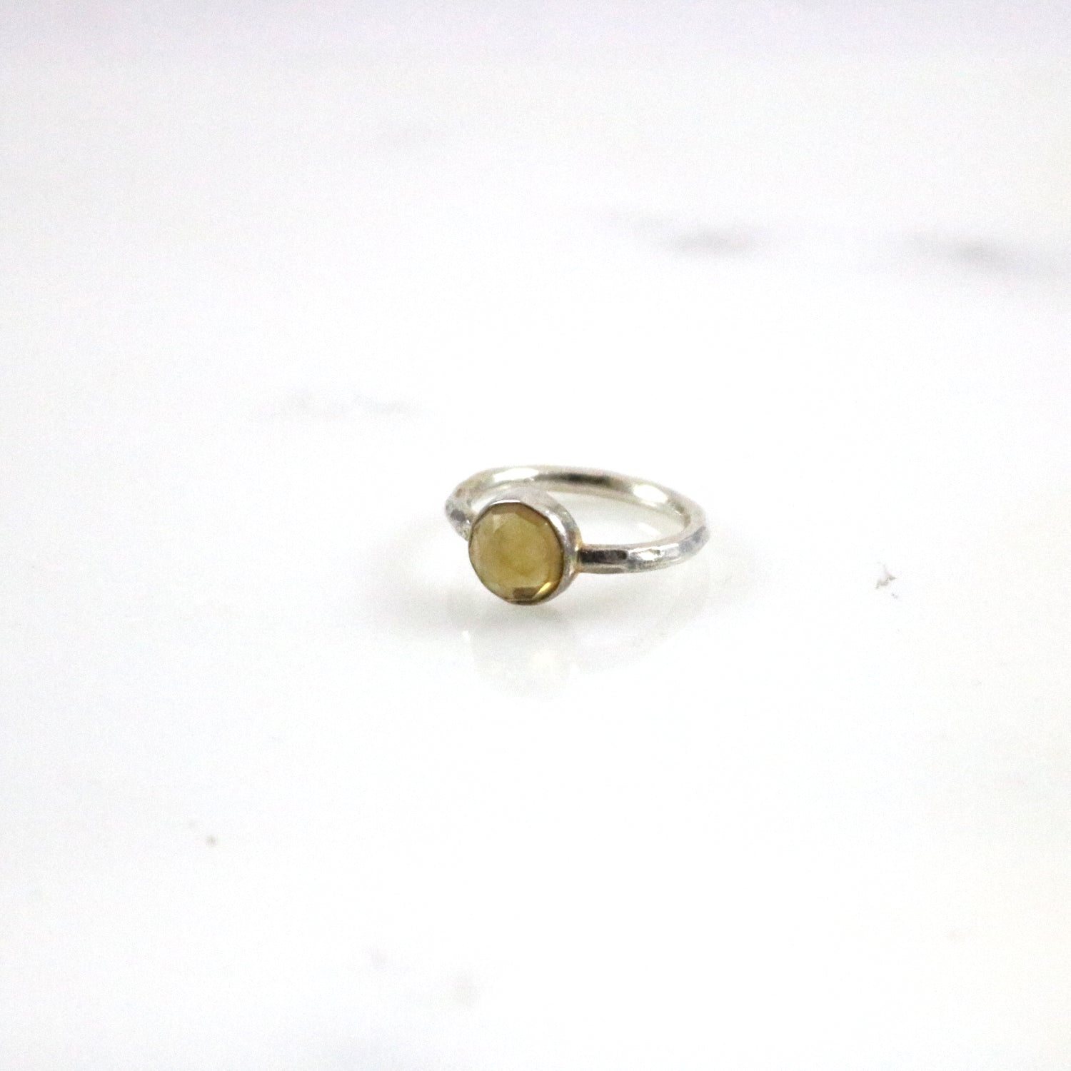 Yellow Stone Ring