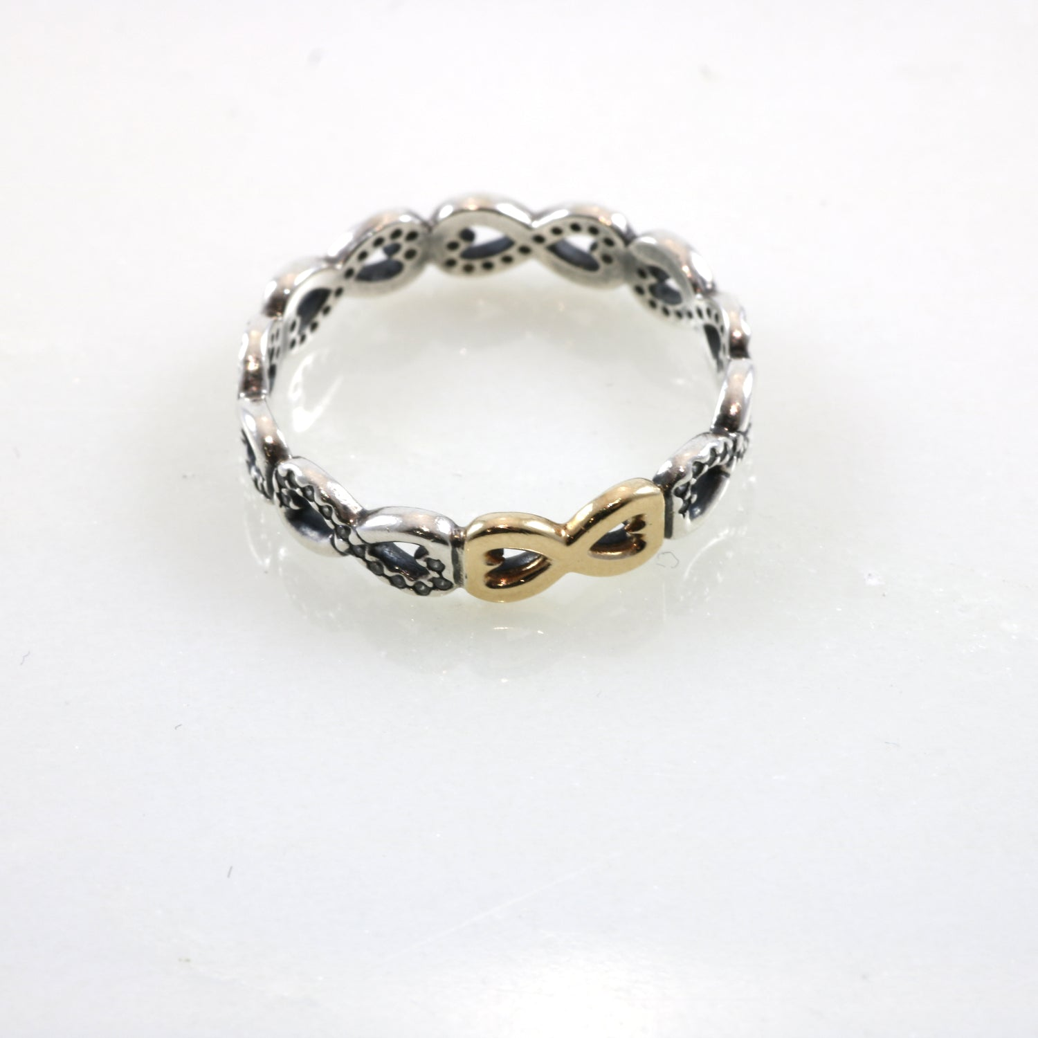 Infinite Love Stackable Ring