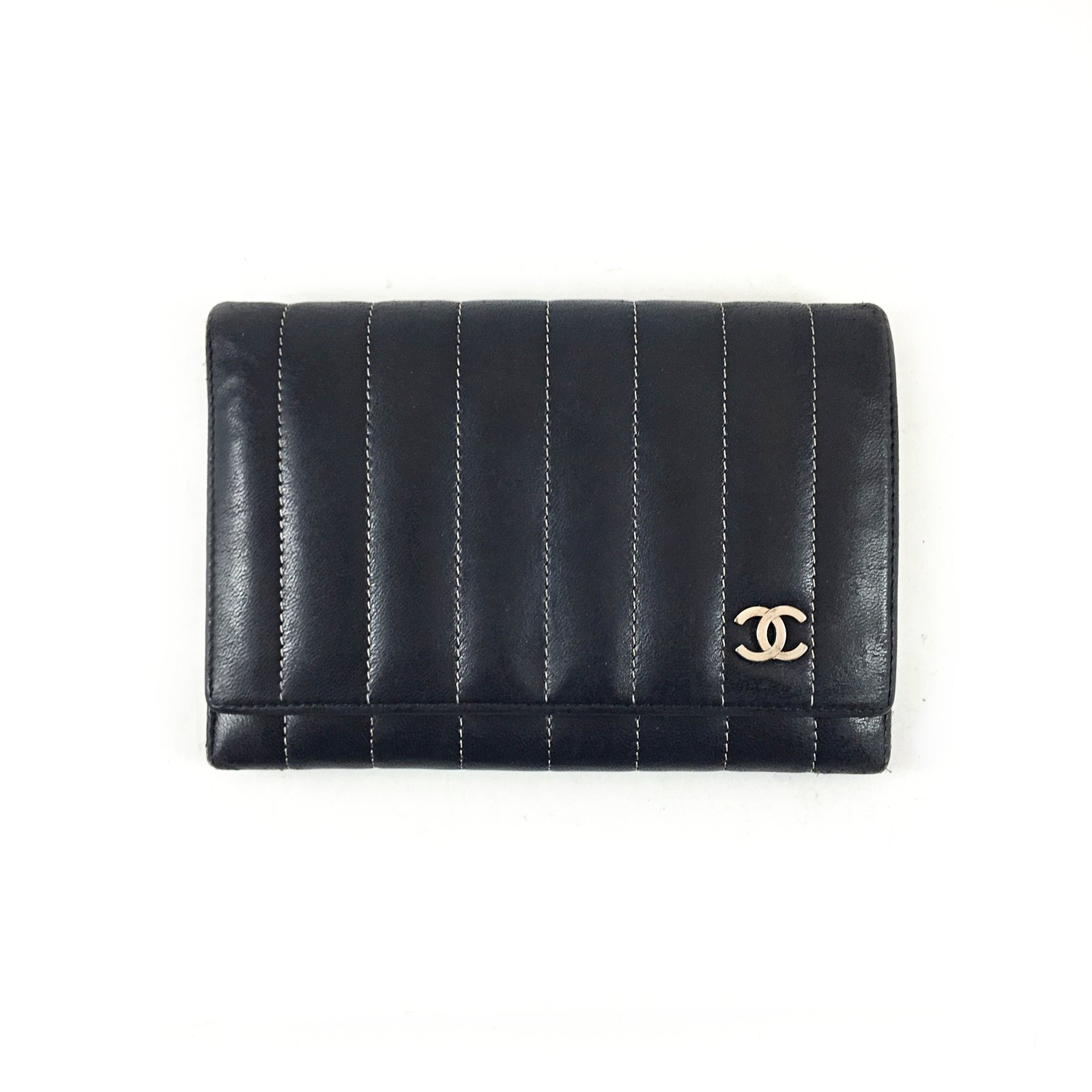 Quilted Mademoiselle Wallet
