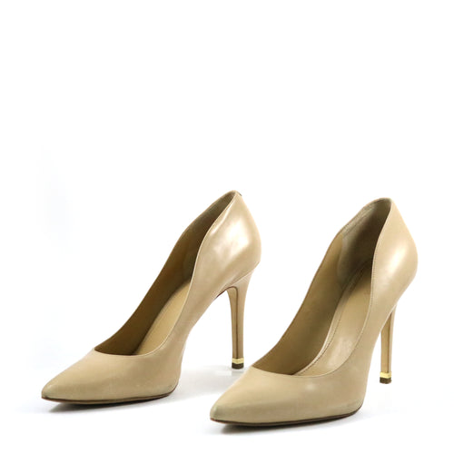 Almond Toe Pumps