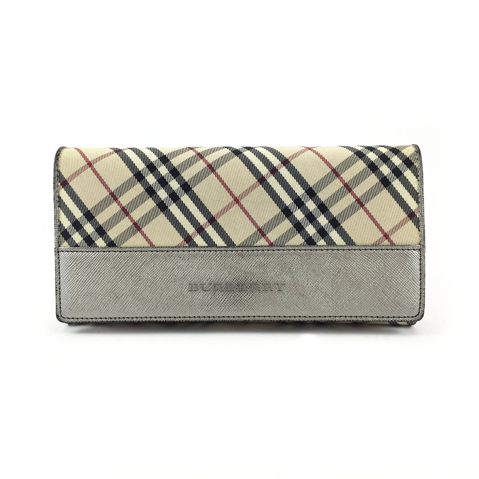 Nova Check Long Wallet