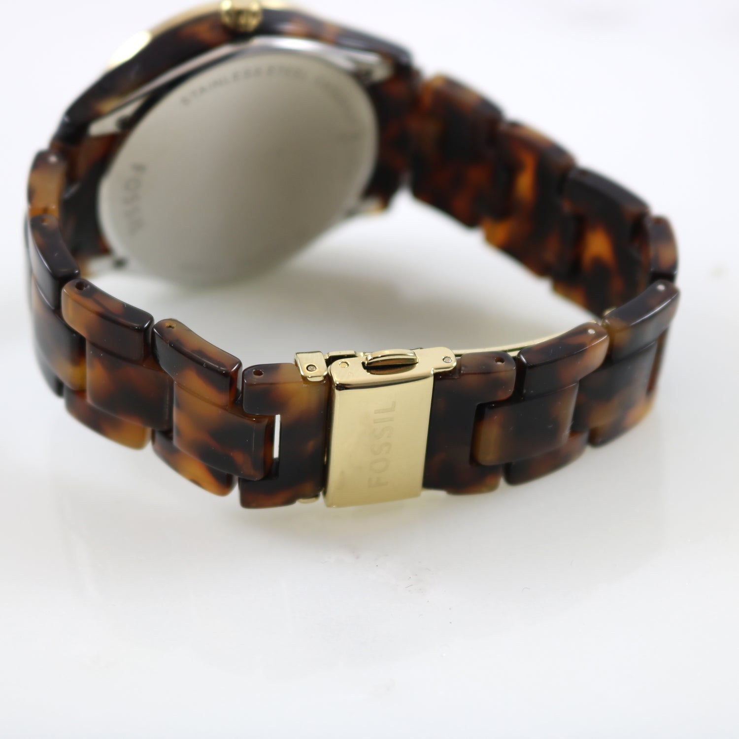 Caleigh Multifunction Tortoise Acetate Bracelet