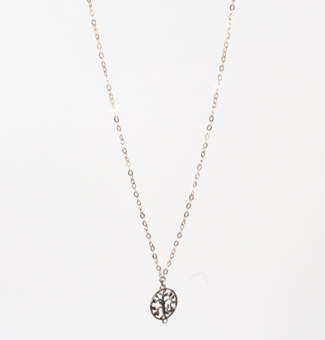 Rhine Lariat Necklace