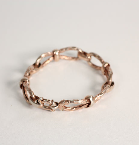 Limited Edition Sterling Silver Bangle