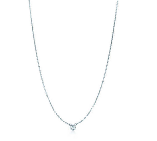 Diamonds by the Yard Pendant Necklace