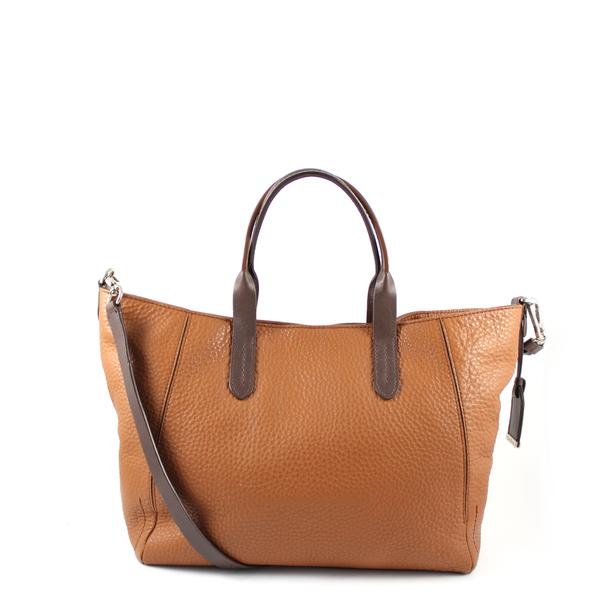 Pebble Grain Leather Bag
