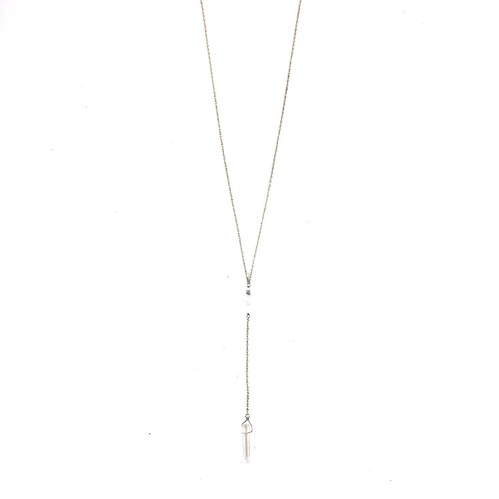 Y Lariat Necklace
