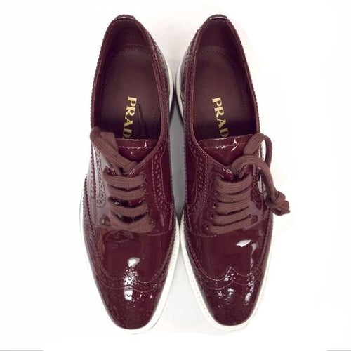 Platform Oxfords Creepers Wingtip