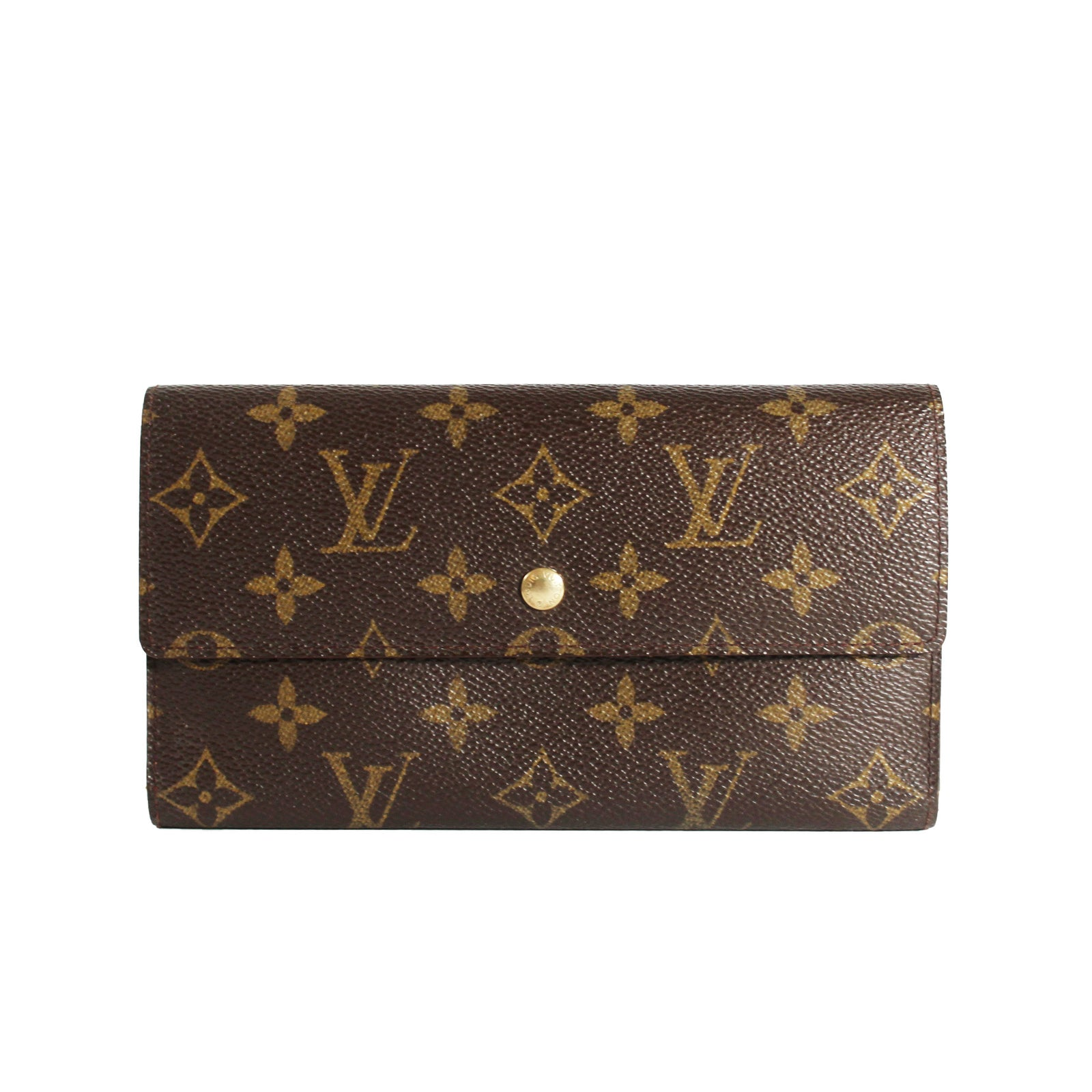 Monogram International Wallet
