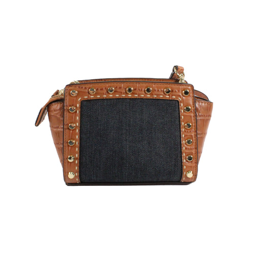 Denim Mini Crossbody