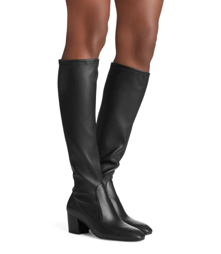 LIVIANA To-the-Knee Stretch Boots