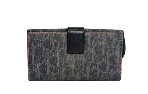 Diorissimo Saddle Wallet
