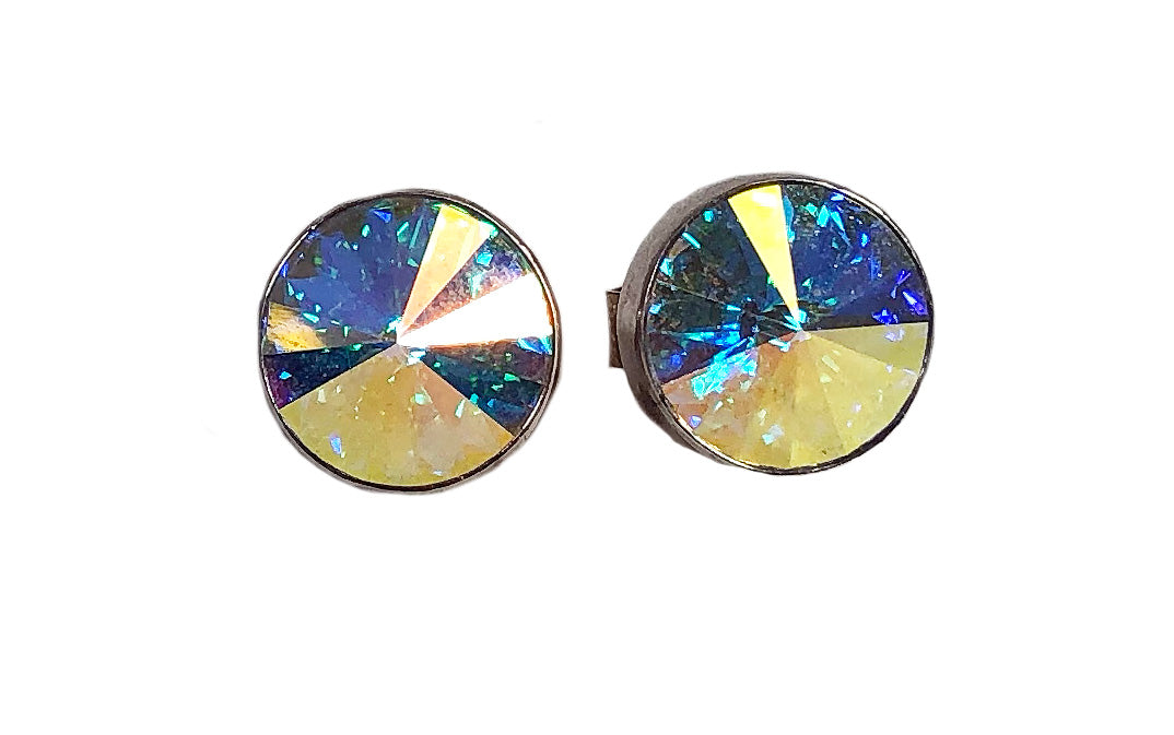Crystal Earring Studs