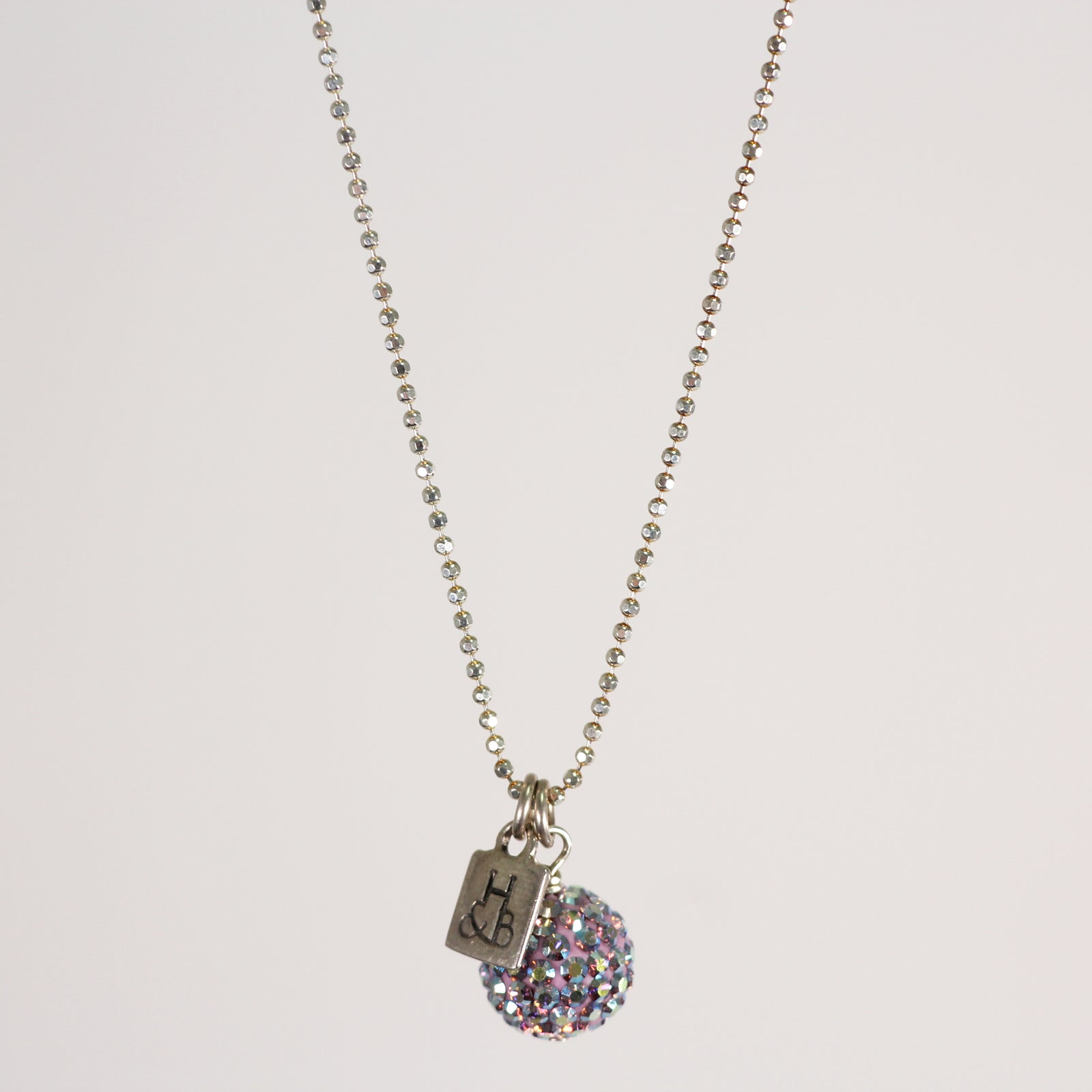 Sparkle Ball Necklace