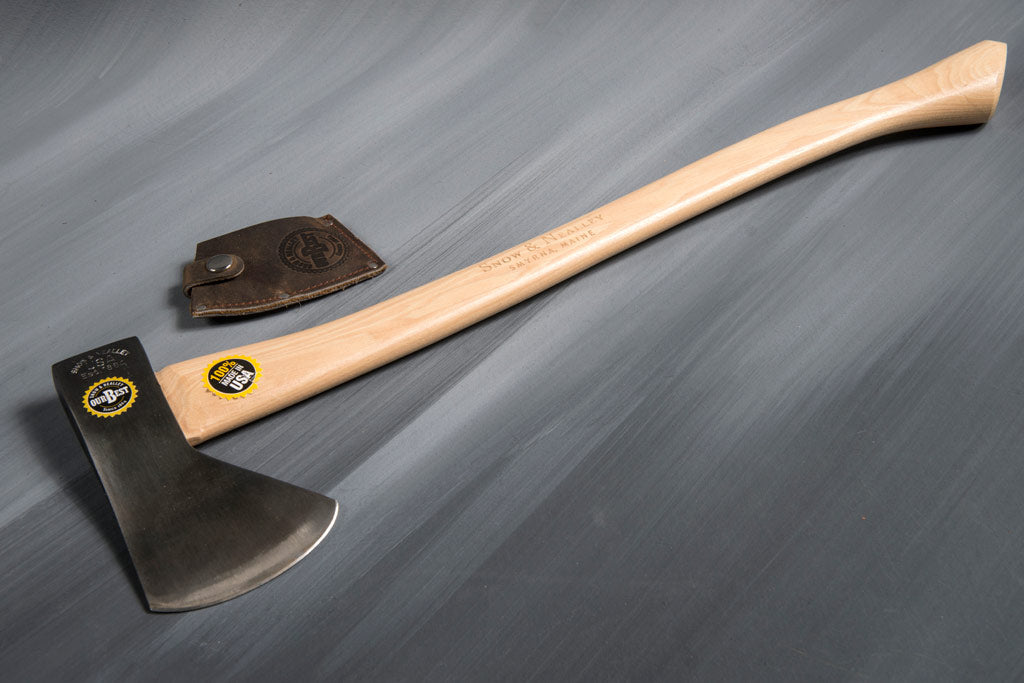 Snow & Nealley Hudson Bay Camping axe