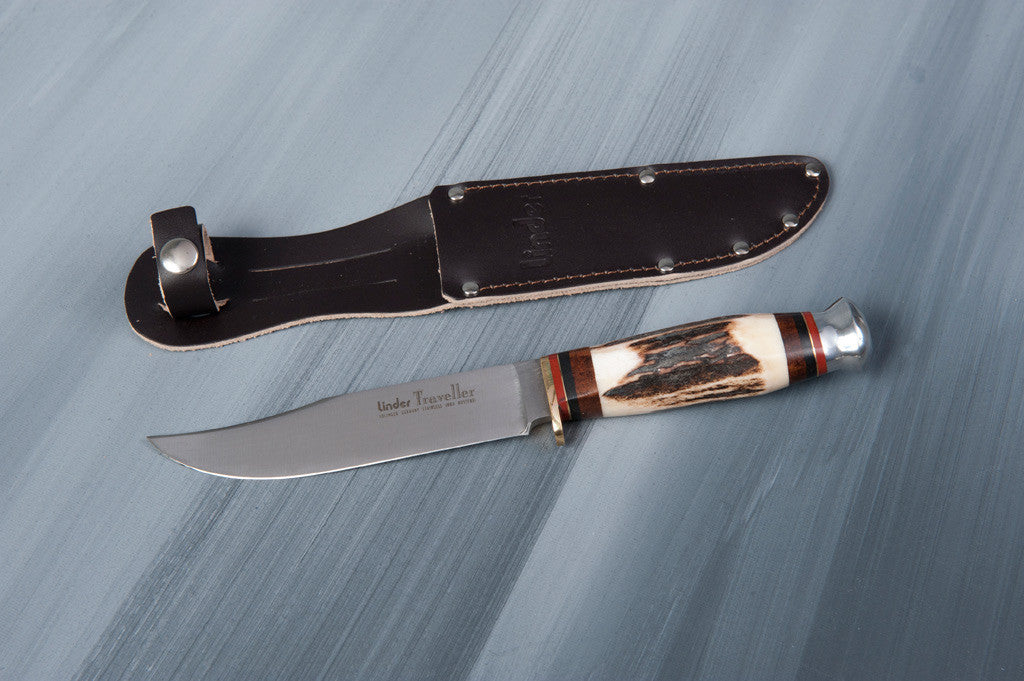 Linder Traveller knife