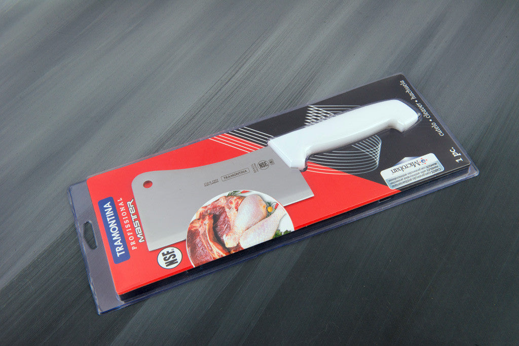 Tramontina 6 inch Cleaver, packaging