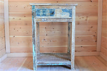 Distressed Nightstand | 1 Drawer