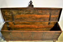 Authentic Wooden Trunk - DemXx Online - Iron Accents