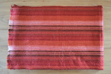 Alpaca Scarf Orange Stripe - DemXx Online - luxurious, fair trade, home decor, gifts
