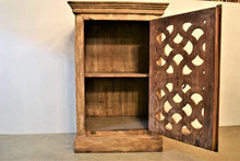 Old Jali Styled Cabinet