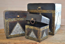 Decorative Wooden Box | Small