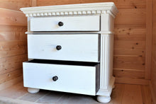 Country Chic Mahogany Dresser
