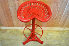 Red Tractor Stool - DemXx Online