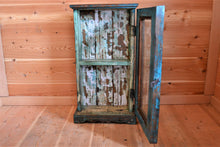 Reclaimed Medicine Cabinet - DemXx Online - Distressed Blue