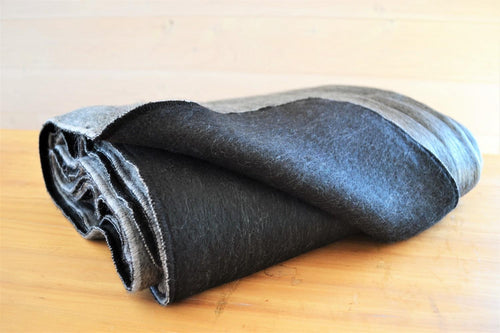 Alpaca Blanket Solid Onyx - DemXx Online - luxurious, fair trade, home decor, gifts
