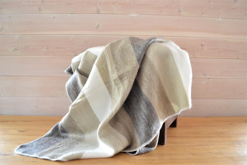 Alpaca Throw Howlite - DemXx Online - luxurious, fair trade, home decor, gifts