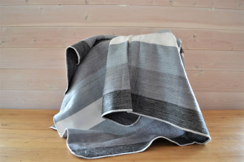 Alpaca Throw Moonstone - DemXx Online - luxurious, fair trade, home decor, gifts