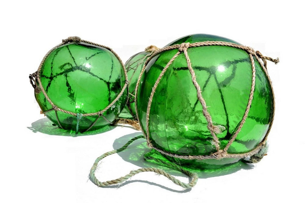 Glass Fishing Balls