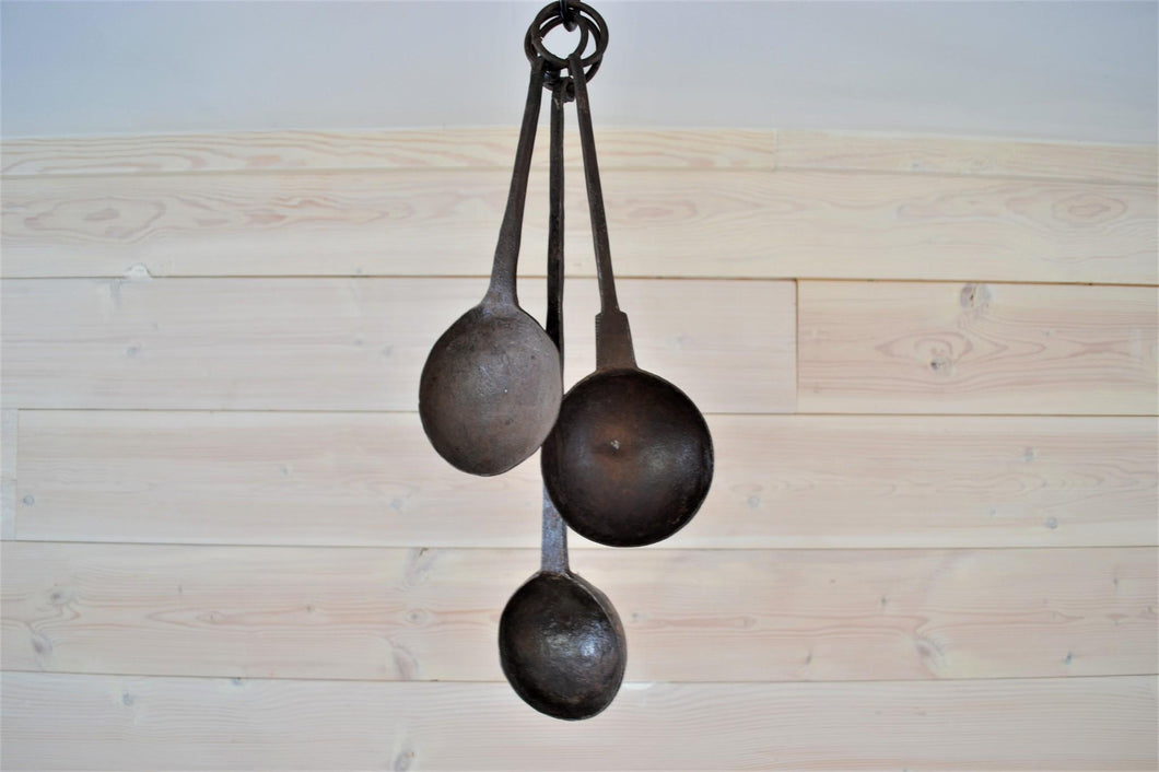 Iron Spoons | Assorted Sizes