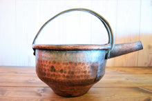 Copper Pot with Spout
