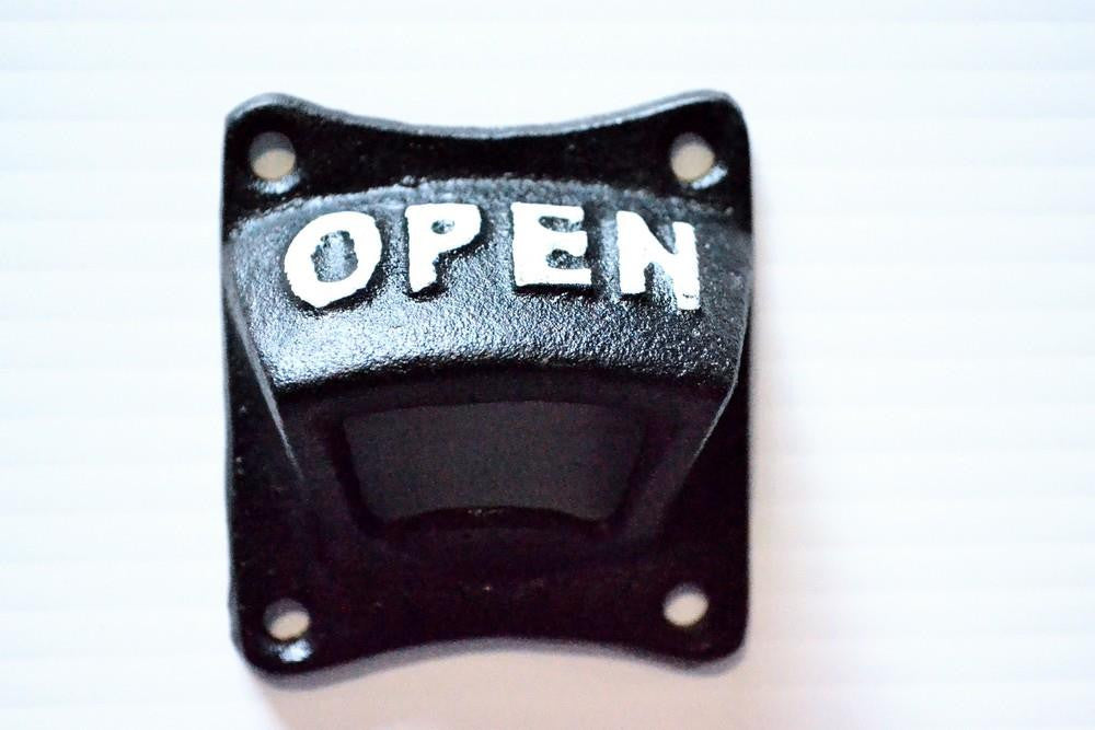 Bottle Opener | Open