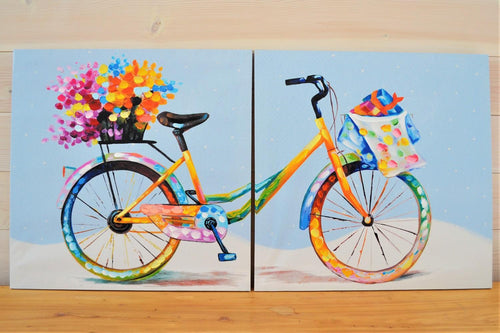 Canvas Print | Bicycle