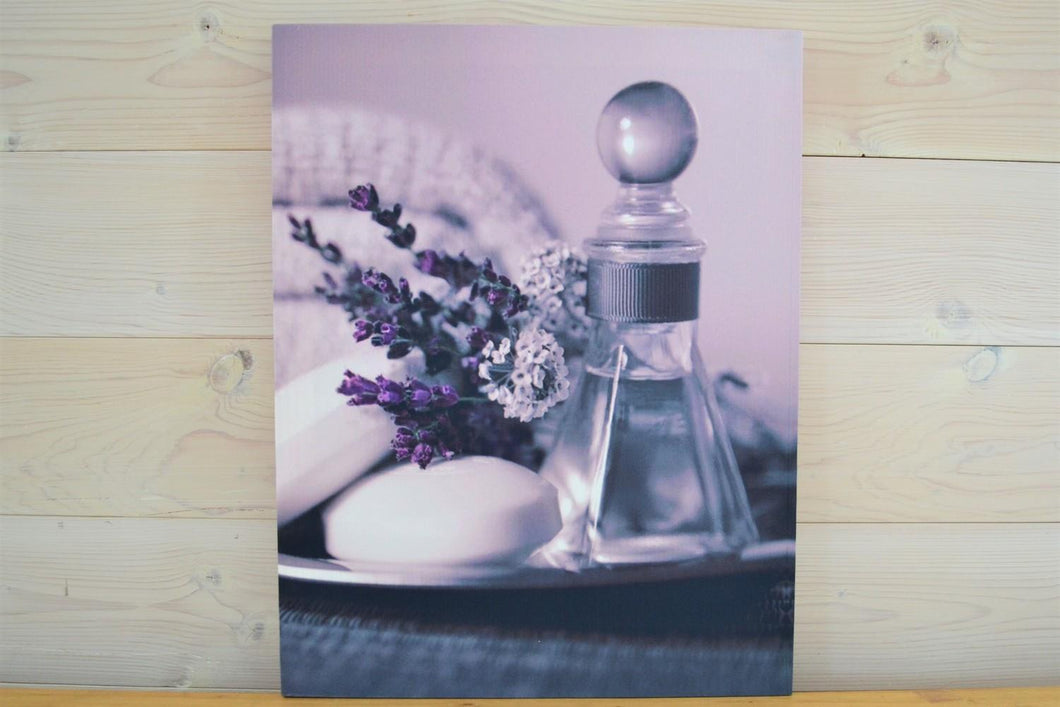 Canvas Print | Eau De Toilette
