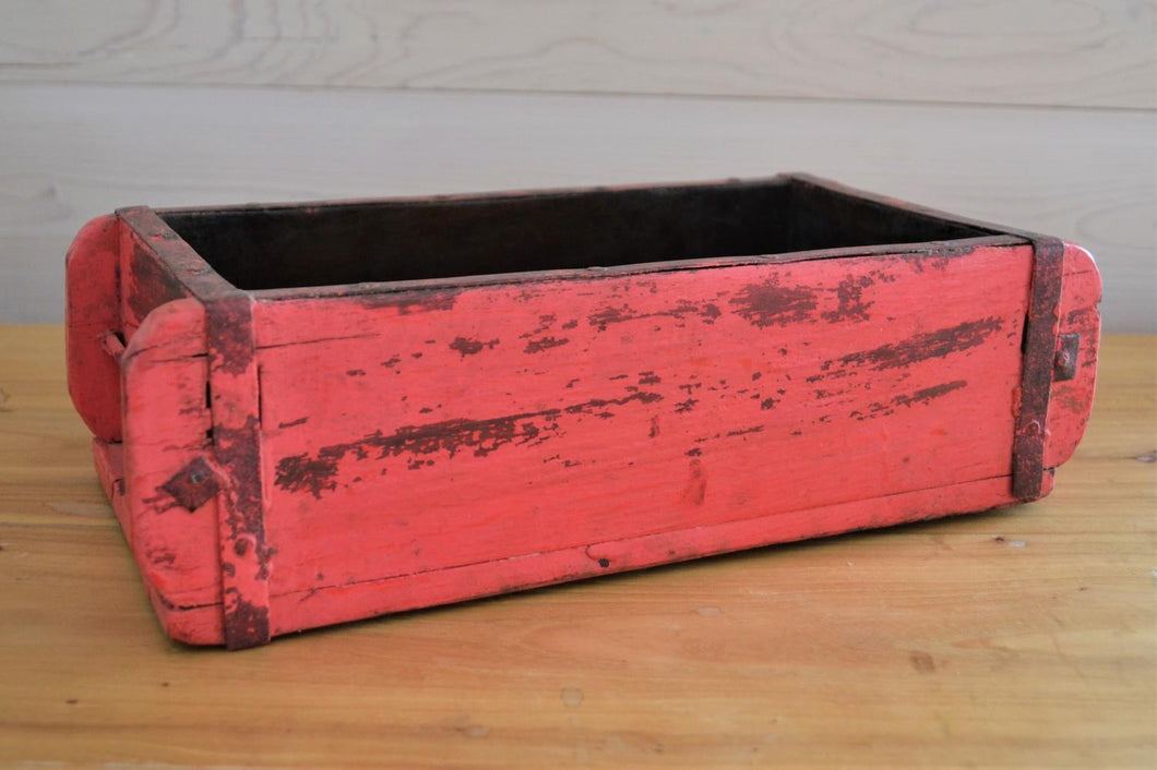Wooden Tray | Pink Small