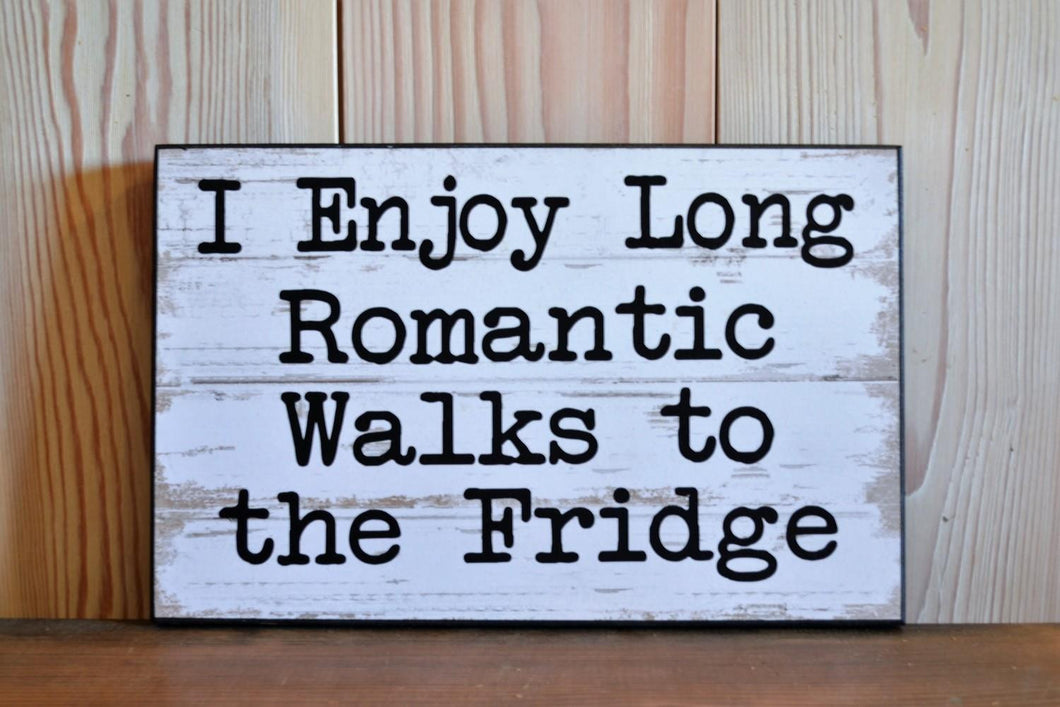 Sign | Long Romantic Walks