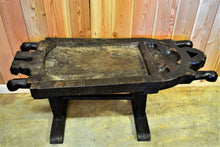 Antique Baby Massage Table